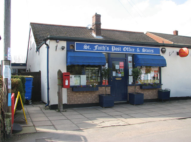 St Faith's Post Office & Stores