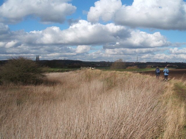 Walking on the Trent Valley Way