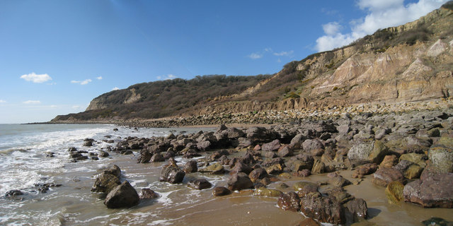 Rock Beach at Covehurst Bay