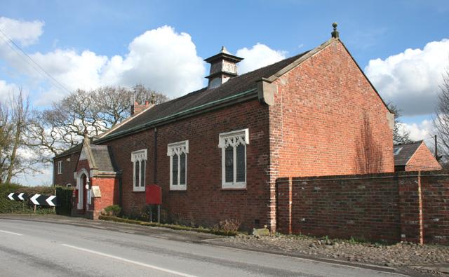 Minshull United Reformed Church, Minshull Vernon