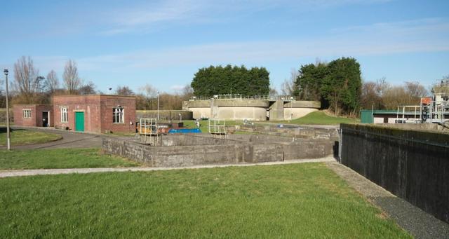 Churchtown Sewage Works