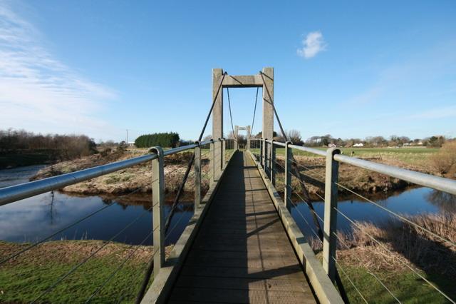 Bridge Over the River Wyre