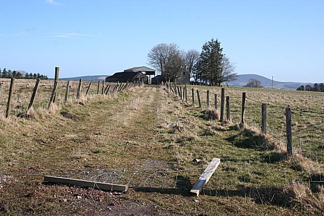 Near Broomhill