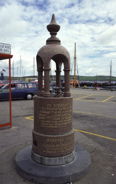Christian Monument, Lerwick