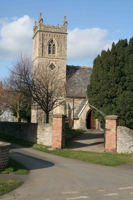 Snitterby Church Tower