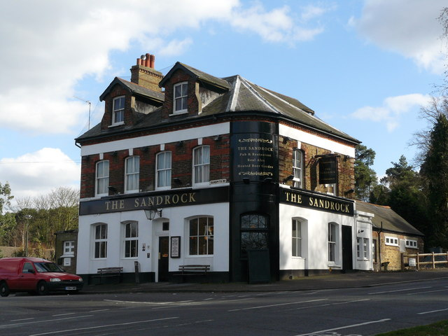 The Sandrock, Shirley