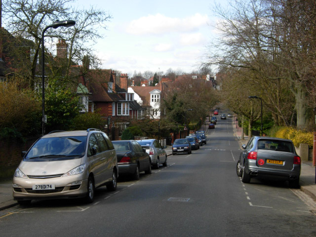 Redington Road, Hampstead