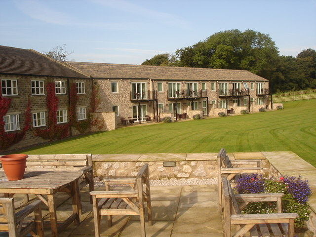 Coniston Hall Hotel - rear view