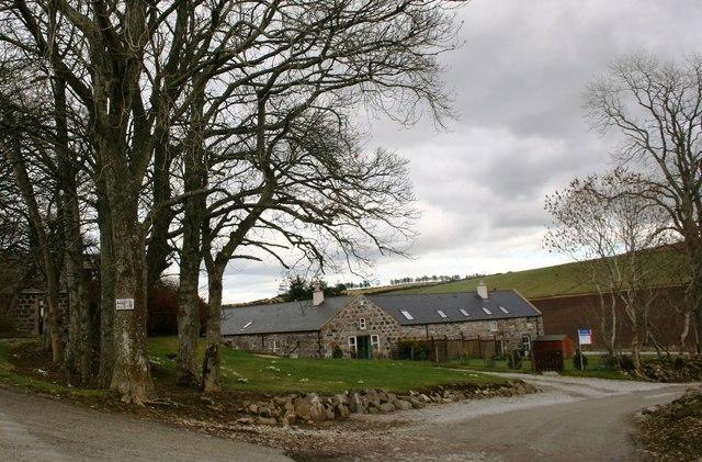 Farm conversion at Bourtie