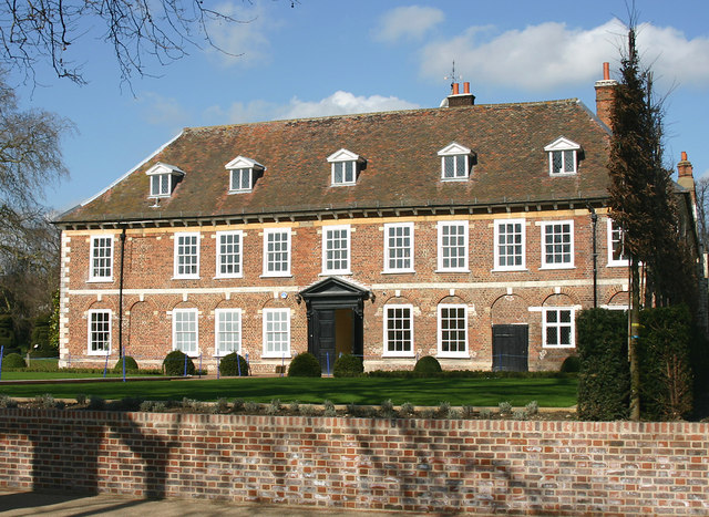 Hall Place, Bexley