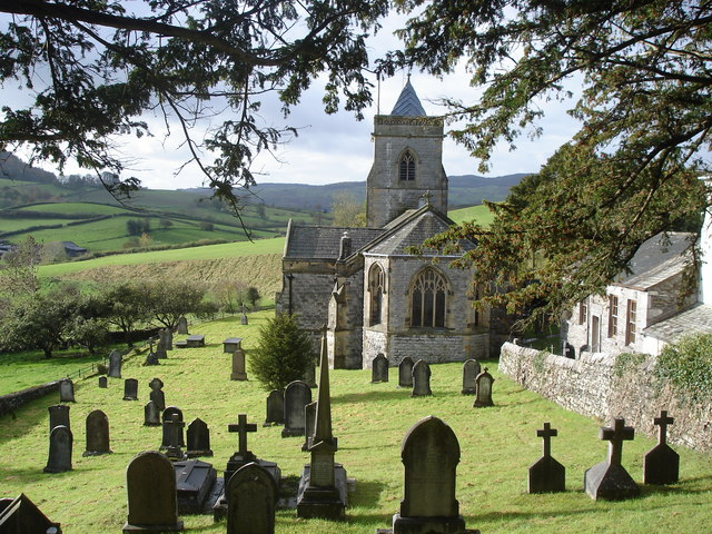 Crosthwaite church