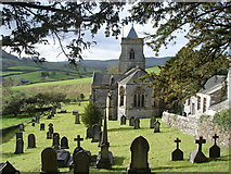 Crosthwaite church by Ian Cunliffe
