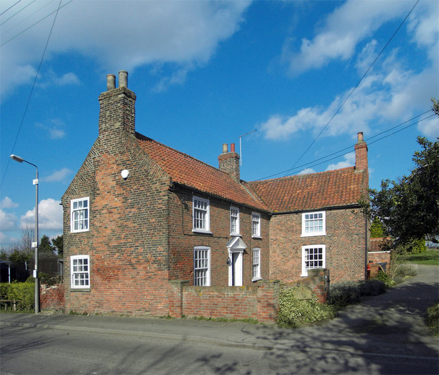 The Old Vicarage, Main Street, Thornton Curtis