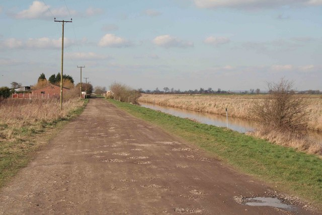 The unmade road to Snitterby carr