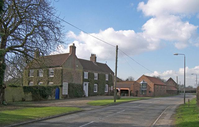 Church Farm, Thornton Curtis