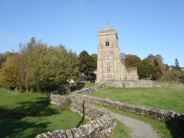 Crosthwaite church