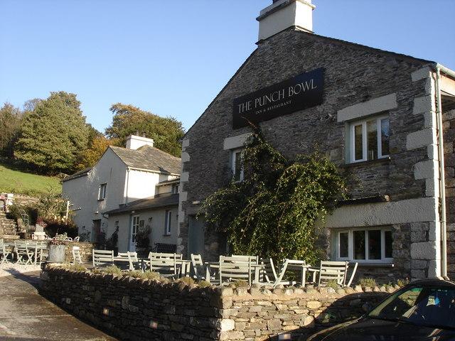 Crosthwaite - the Punch Bowl Inn