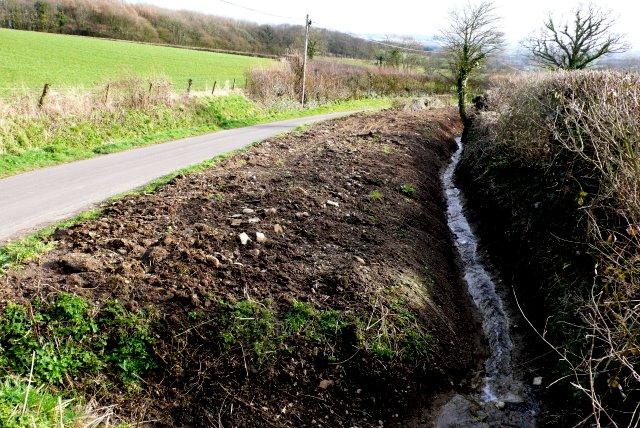 New Drainage Ditch, Lillington