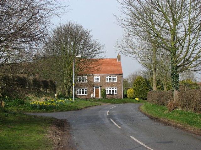 Hinds House, Ruston Parva