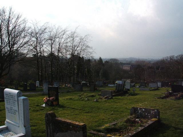 Cemetery, Stathern