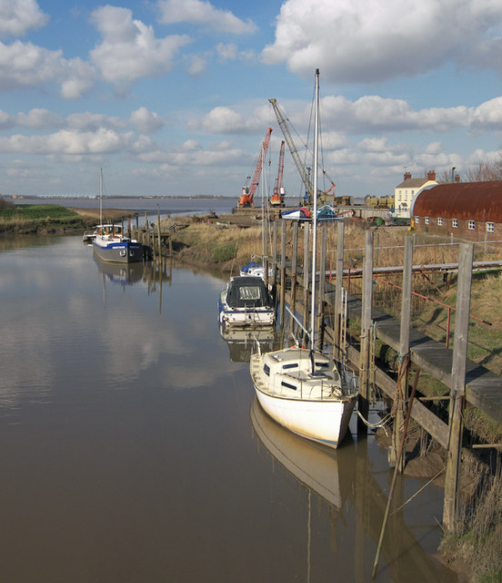 Barrow Haven