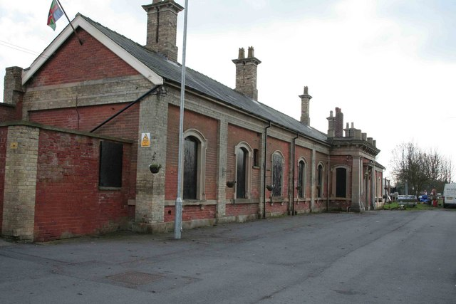 Old Station Buildings