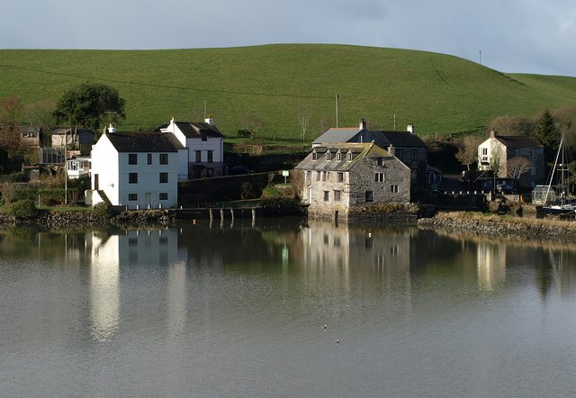Tidal Mill, Antony Passage, Forder Creek