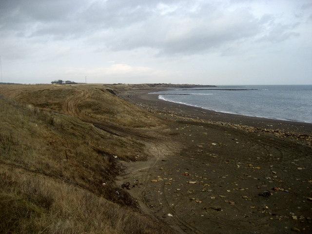 Lynemouth Bay