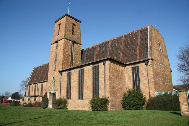 St.Hugh's church