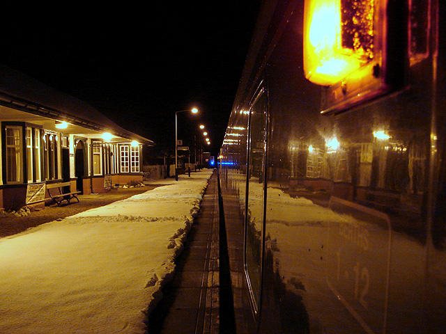 Tulloch Station