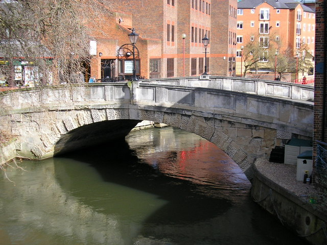 Canal Bridge, Duke Street, Reading