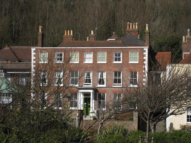 Old Hastings House, High Street, Hastings