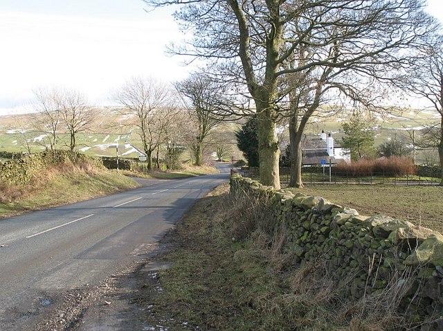 Crossroads, New Hutton