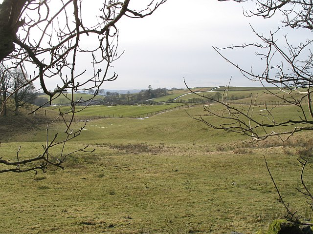 Farmland near Capplerigg