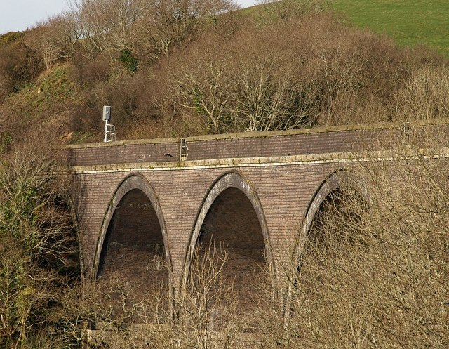 Viaduct over Forder Creek