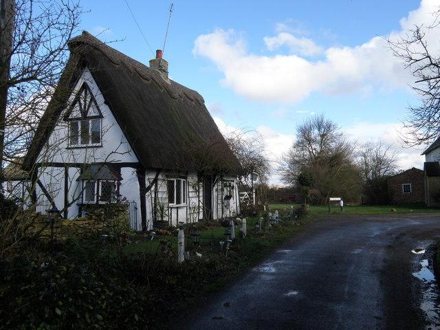 Corner Cottage in Easton
