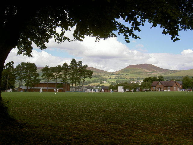 Cricket at Ruthin School
