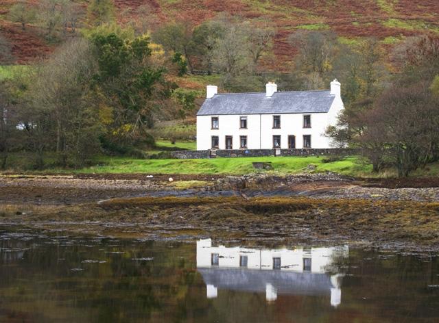 Cottages Loch Melfort