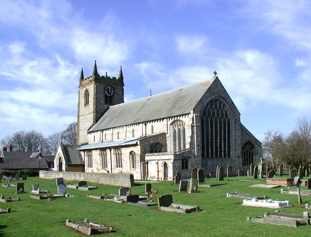 Priory Church of St Mary the Virgin, Swine