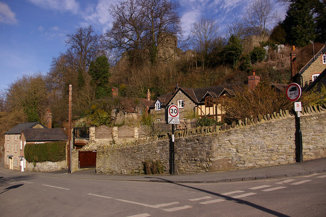 Junction of Linney and Dinham