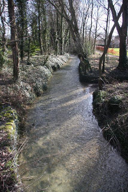 River Kennett at Badlingham
