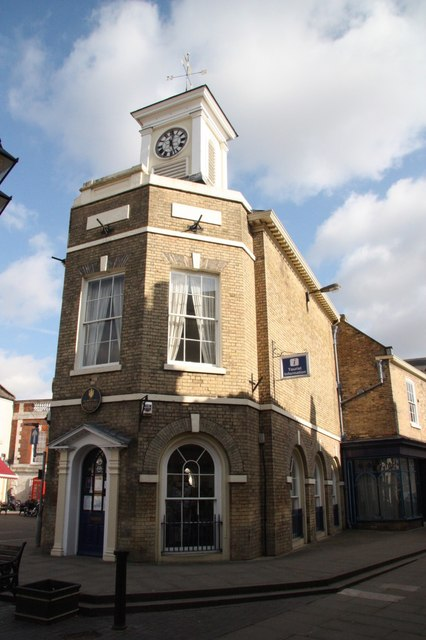 Brigg Town Hall