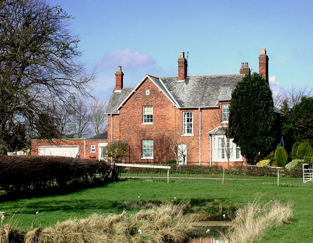 Woodhouse Farm, Swine
