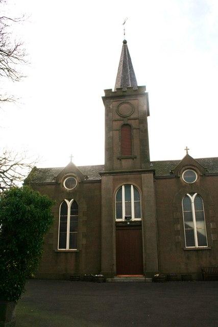 Inchbrayock Parish Church