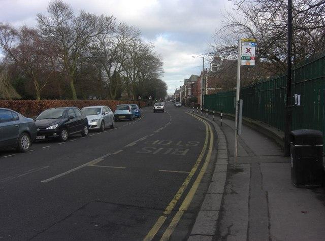 Nuns Moor Road