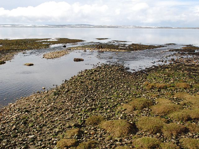 Shore of Lochindaal