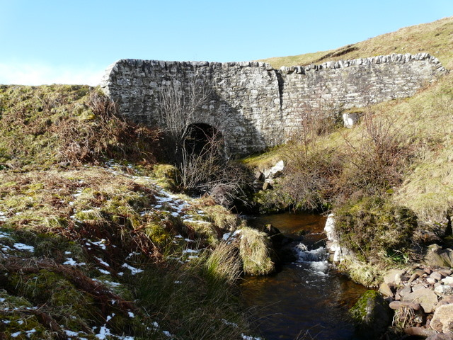 Bridge over Craggan Burn