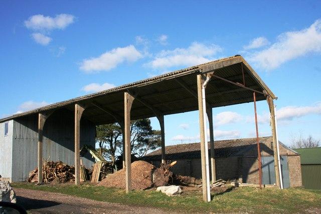 Wedderhill Barn