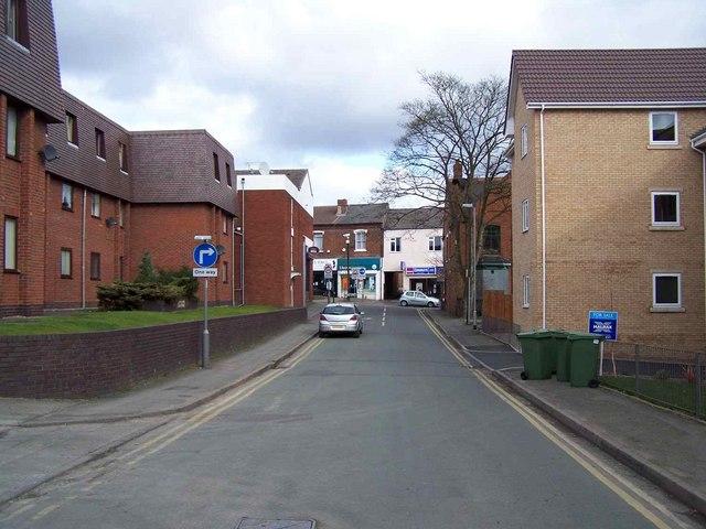 Eskrett Street, Hednesford