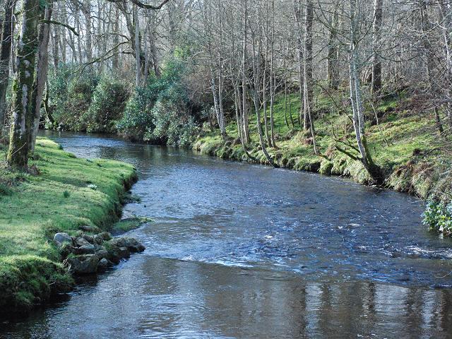 River Sorn at Bridgend